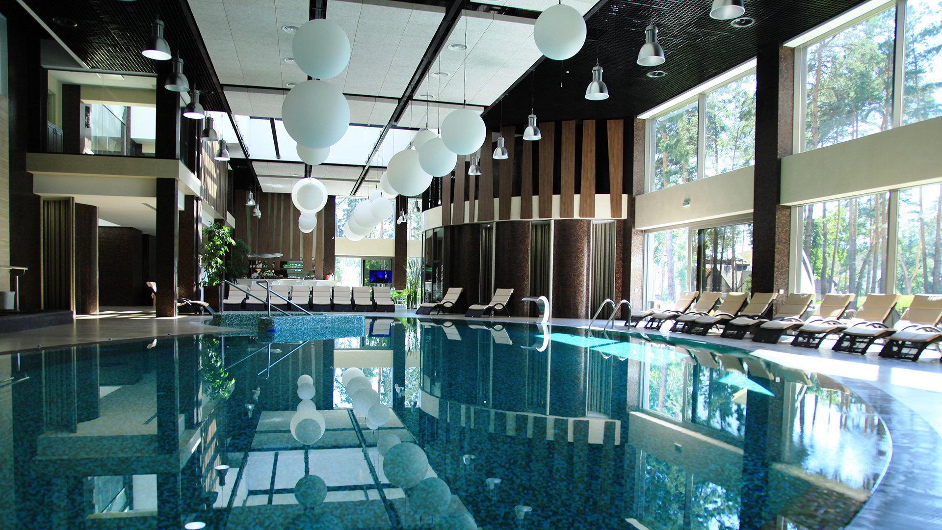 топ лучших загородных комплексов под Киевом Grand admiral resort & spa