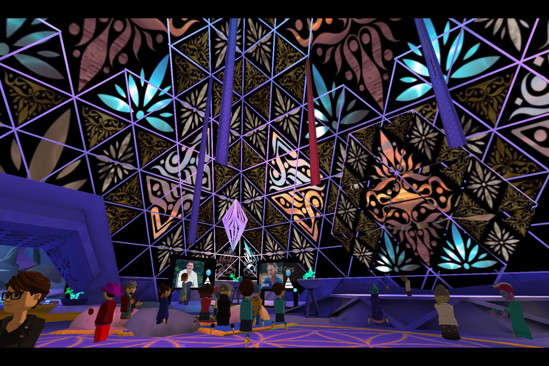 Віртуальний Burning Man