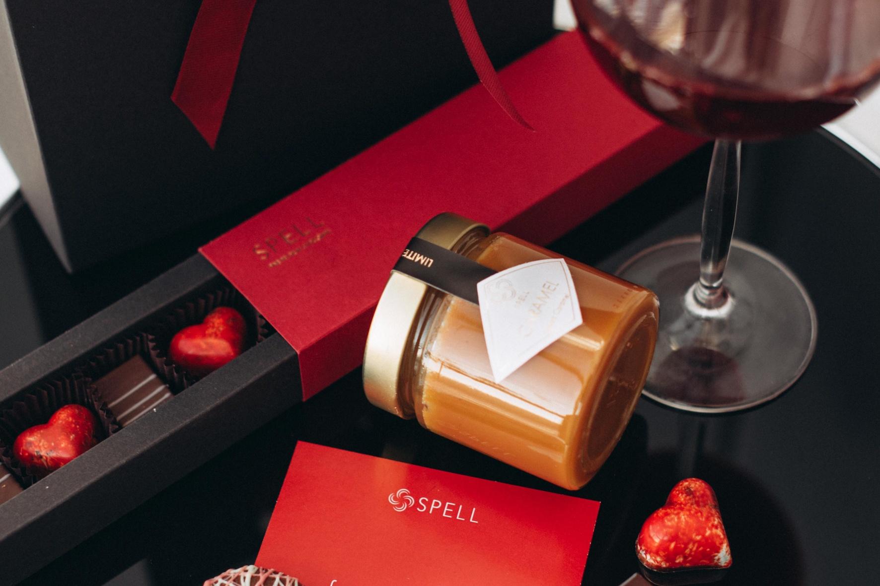 spell конфеты, подарочные наборы spell