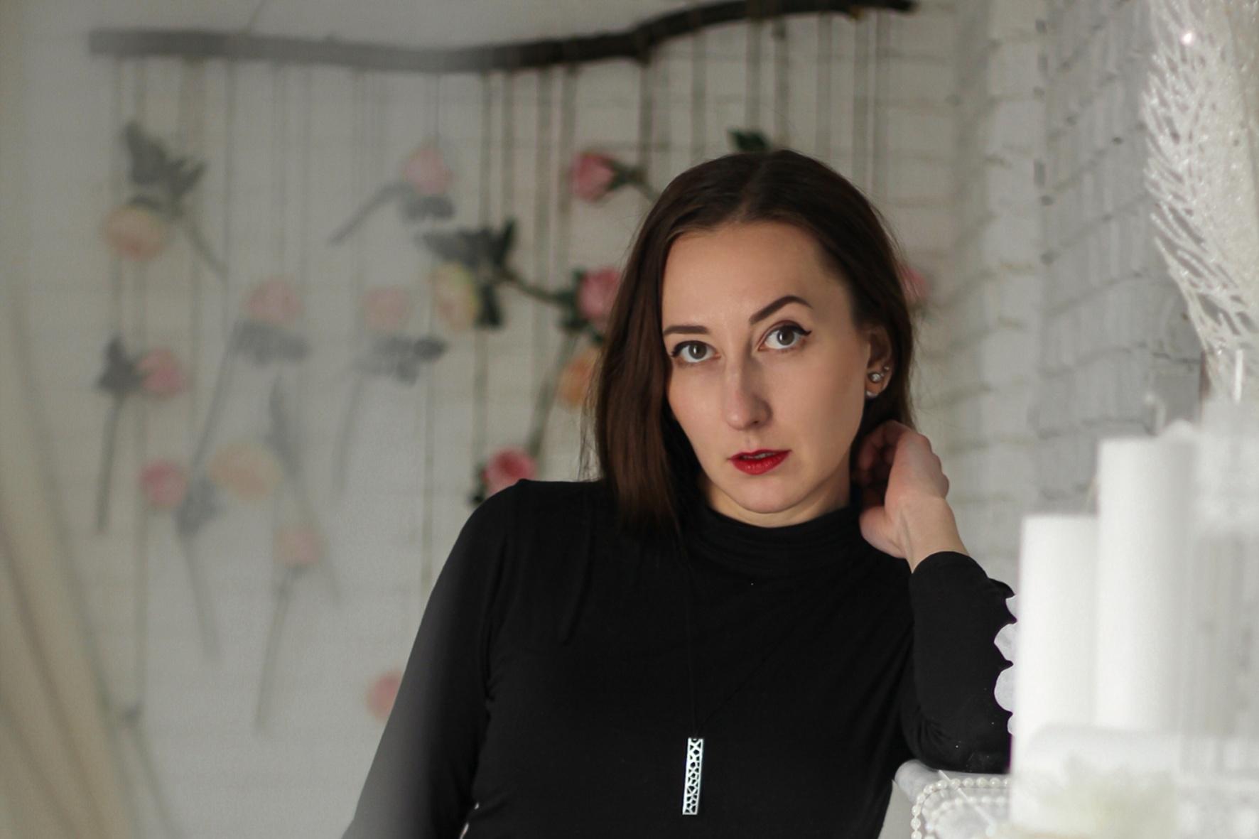 Анна Иваненко главред HOCHU.ua и fashion-стилист
