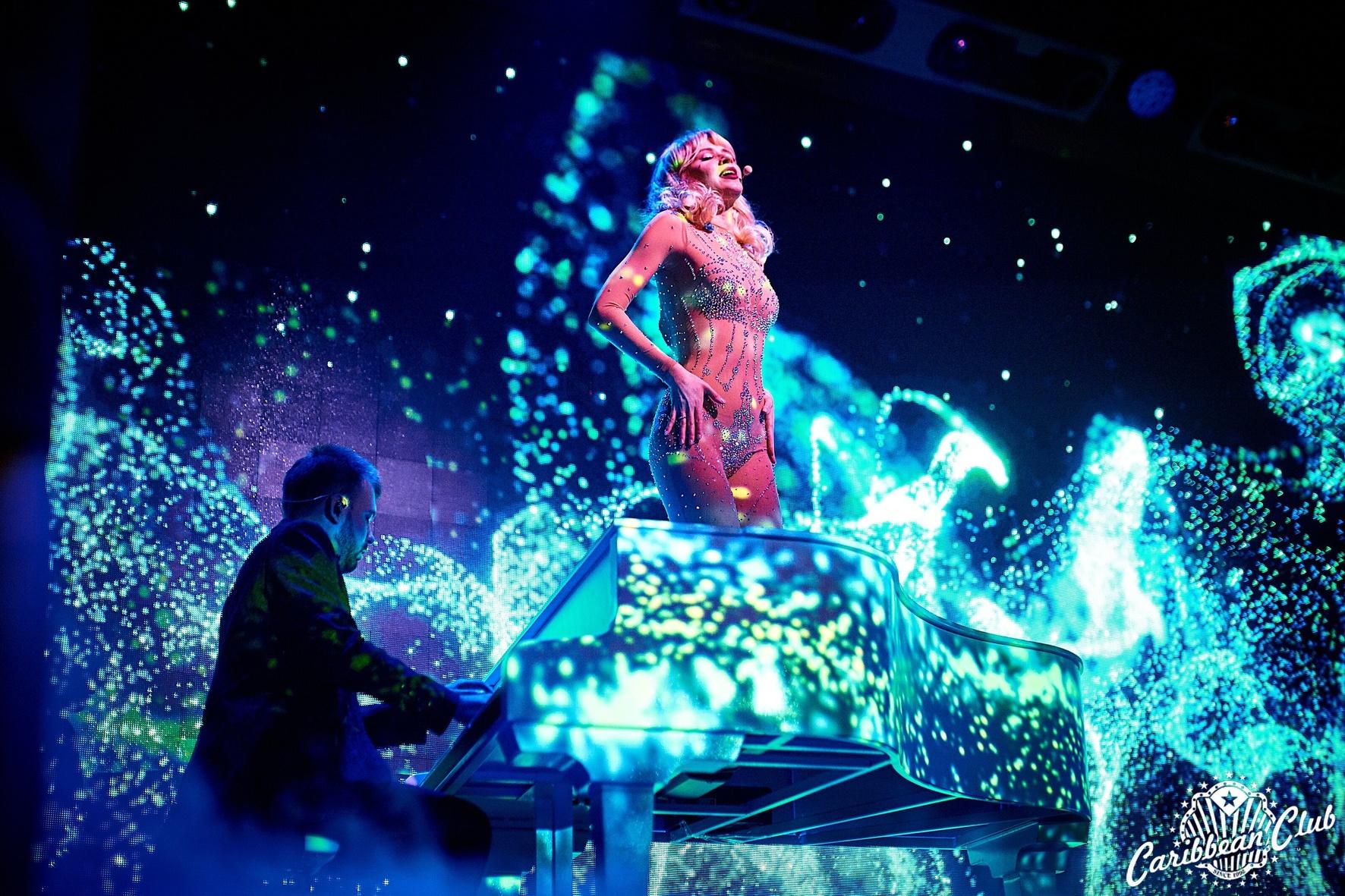 еротичне вар'єте «Рояль» концерт-холі Caribbean Club