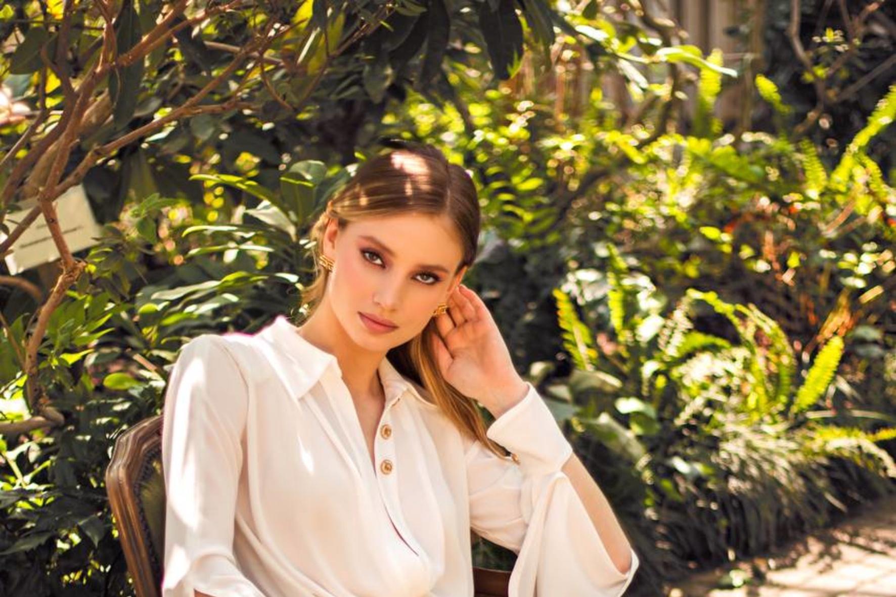 Стильная женственность: новый кампейн бренда Elisabetta Franchi