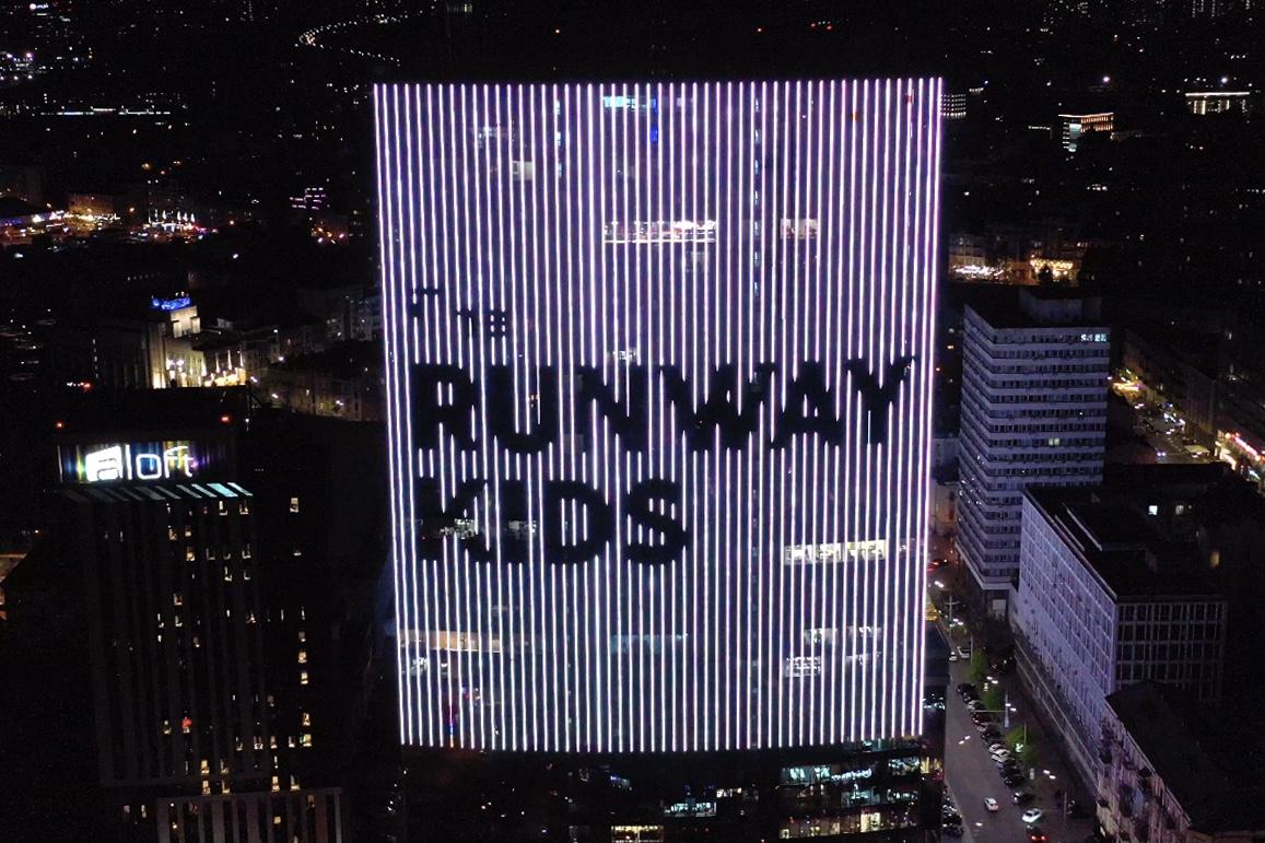 неделя моды The Runway Kids FW