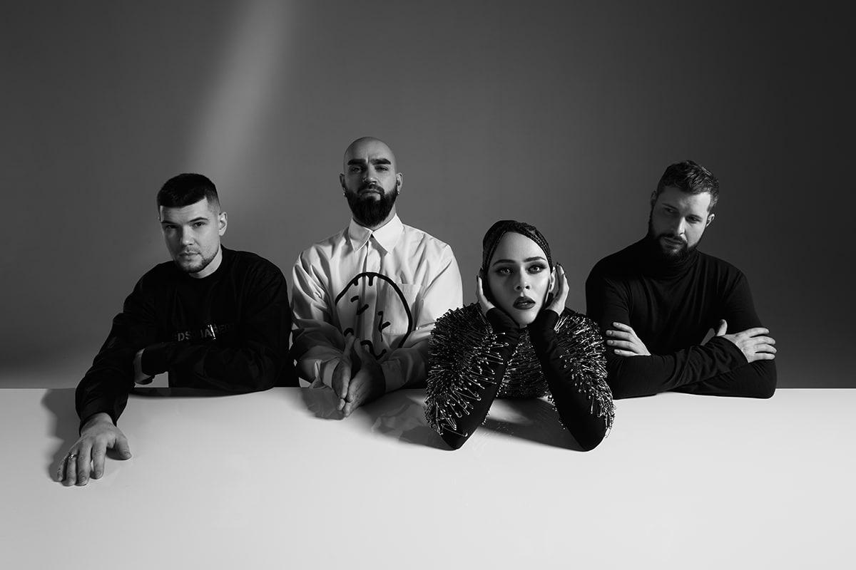 The HARDKISS представляють альбом «Жива і не залізна»