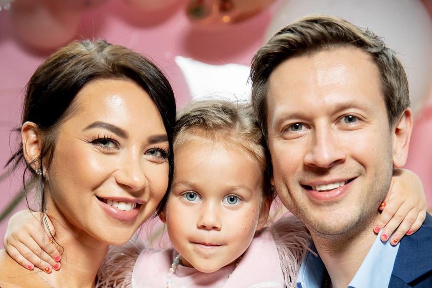 Счастье быть вместе: украинские звезды и их дети