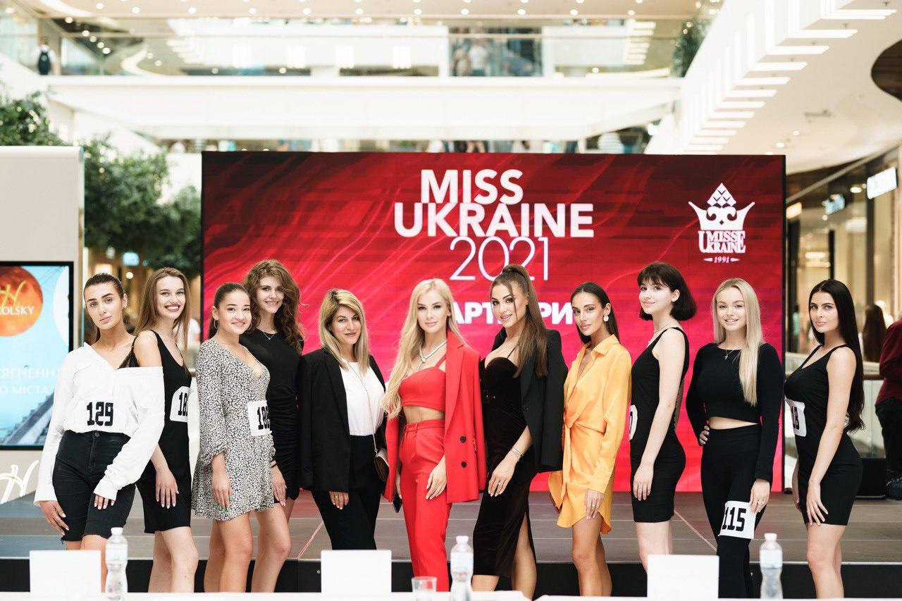 В Харькове состоялся второй открытый кастинг «Мисс Украина – 2021»