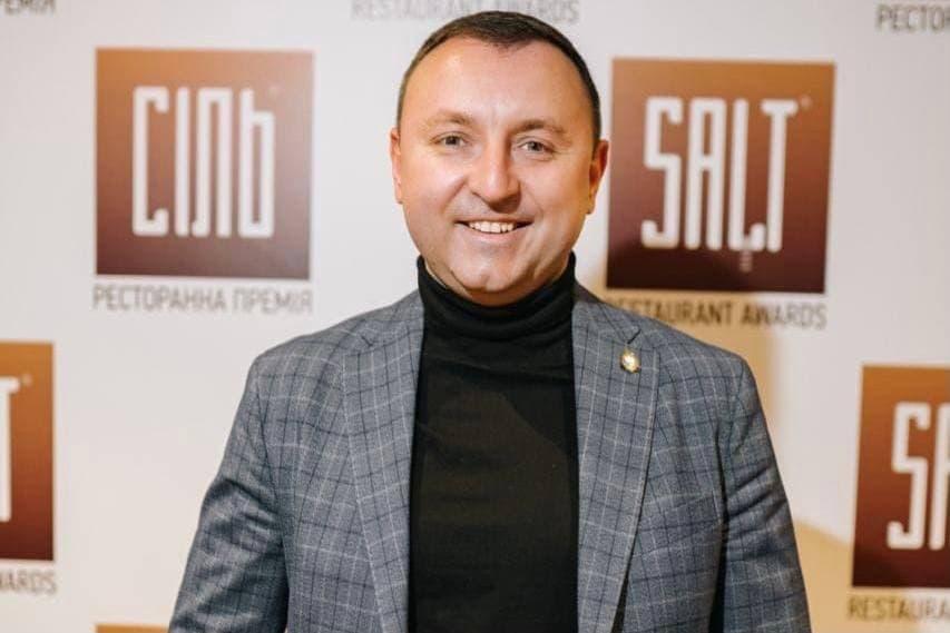 бренд-шеф ресторана «Наживо» Алексей Повторейко