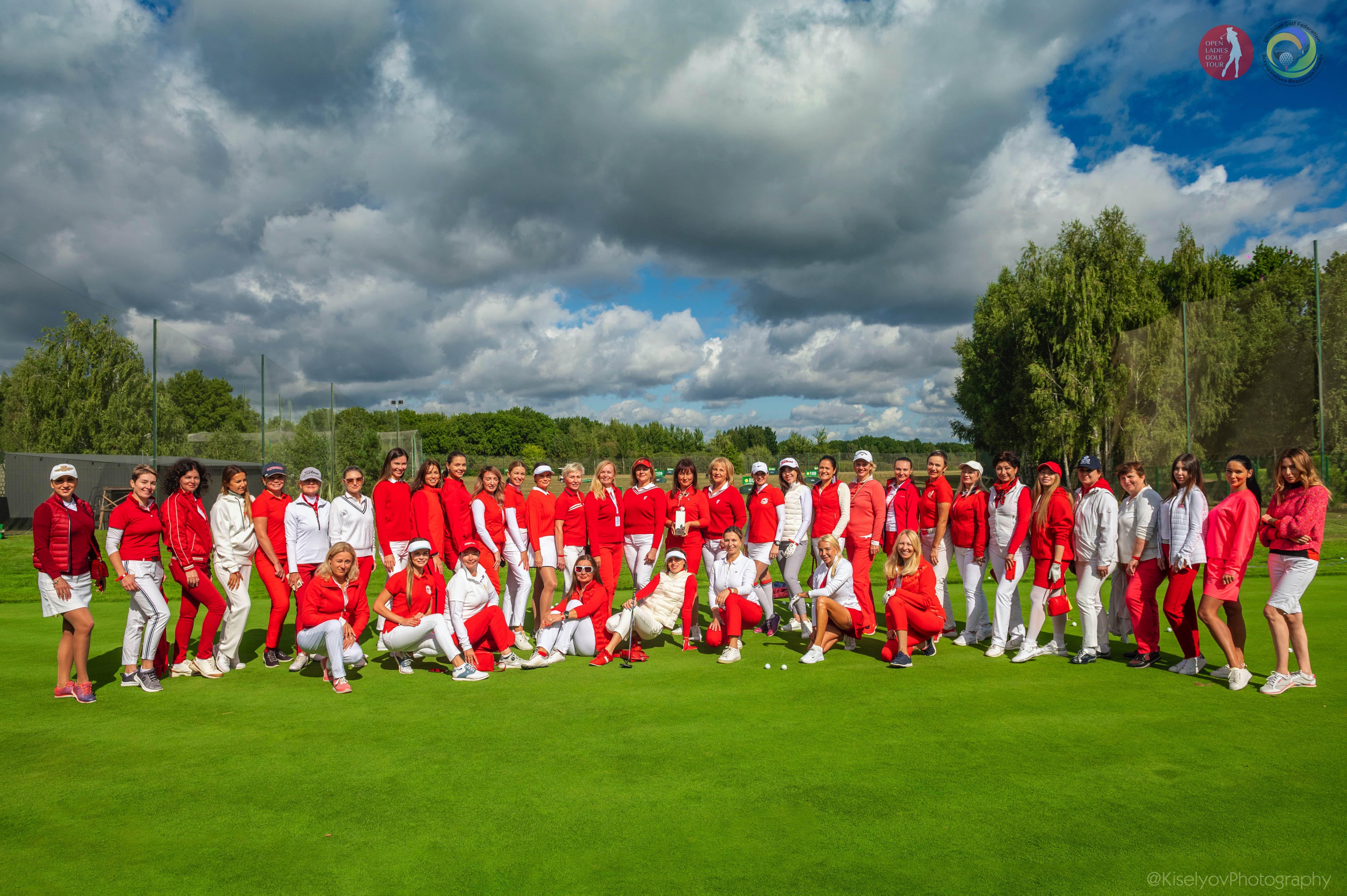 Стало відомо ім'я володарки кубку Open Ladies Golf Tour у сезоні 2021