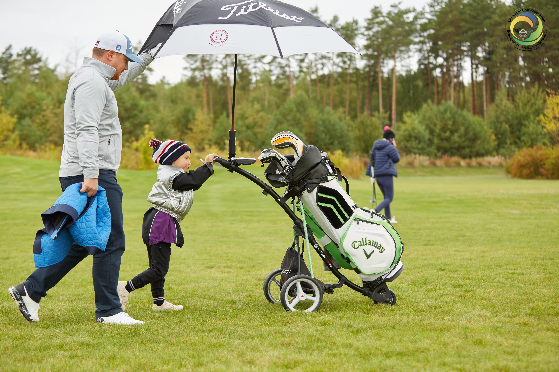 Федерація визначила переможців Сімейного гольф туру
