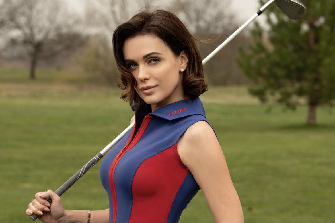 """Марія Орлова: """"Моя місія - розвивати в Україні дитячий гольф"""""""